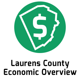 Economic Overview for Laurens County GA